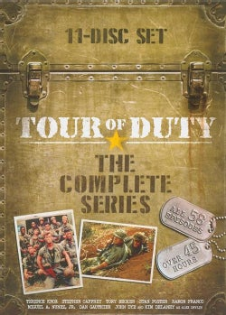 Tour of Duty - The Complete Series (DVD)