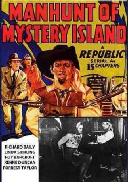 Manhunt of Mystery Island (DVD)