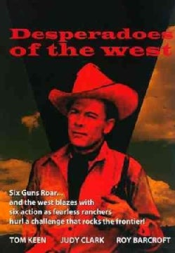 Desperadoes of the West (DVD)