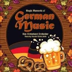 Sylvia Janko Das Hinterland Orchester - Magic Moments of German Music