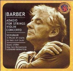 Isaac Stern - Barber: Adagio for Strings; Violin Concerto
