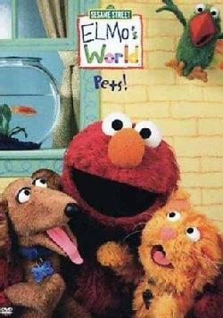 Elmo's World: Pets! (DVD)