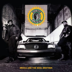 CL Smooth - Mecca and The Soul Brother (Parental Advisory)