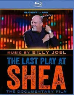 The Last Play At Shea (Blu-ray/DVD)