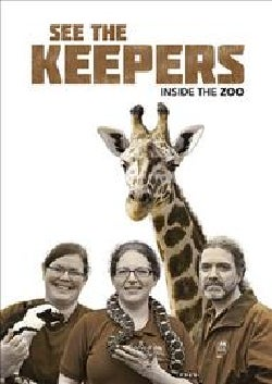 See The Keepers: Inside The Zoo (DVD)