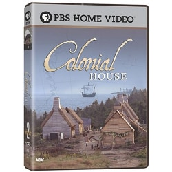 Colonial House - 4-Tape Set (VHS)