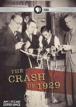 American Experience: The Crash of 1929 (DVD)
