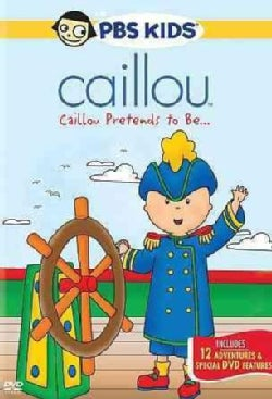 Caillou: Pretends To Be (DVD)