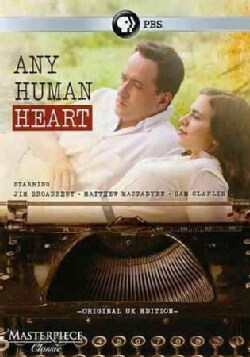 Masterpiece Classic: Any Human Heart (DVD)