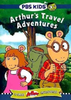 Arthur's Travel Adventures (DVD)