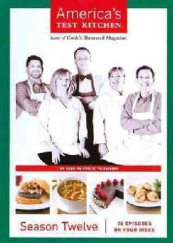 America's Test Kitchen Season 12 (DVD)