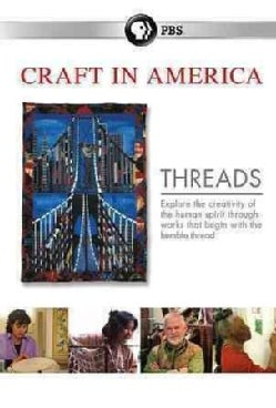 Craft in America: Season 4- Threads (DVD)