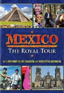 Mexico: The Royal Tour (DVD)