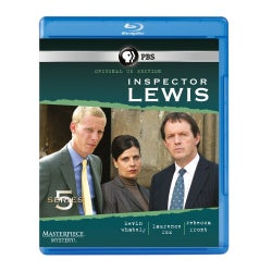Inspector Lewis Series 5 (Blu-ray Disc)