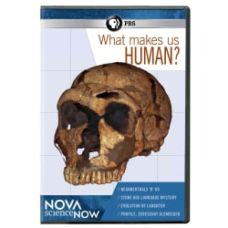 Nova ScienceNOW: What Makes Us Human? (DVD)