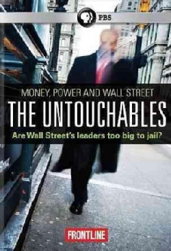 Frontline: The Untouchables: Money, Power and Wall Street (DVD)