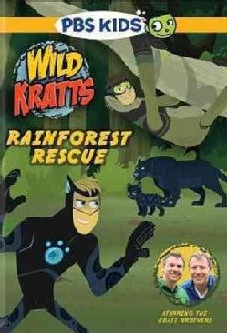 Wild Kratts: Rainforest Rescue (DVD)