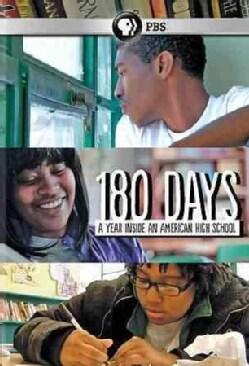180 Days: A Year Inside an American High School (DVD)