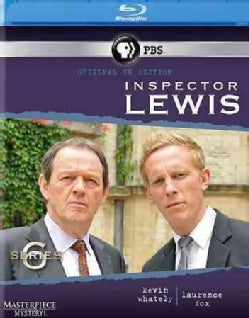 Masterpiece Mystery: Inspector Lewis 6 (Blu-ray Disc)
