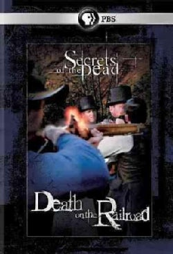 Secrets of the Dead: Death on the Railroad (DVD)