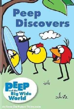 Peep and the Big Wide World: Peep Discovers (DVD)