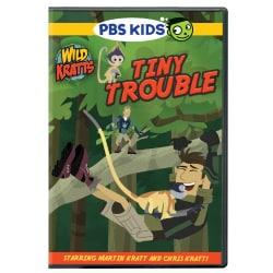 Wild Kratts: Tiny Trouble (DVD)