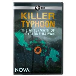 Nova: Killer Typhoon (DVD)