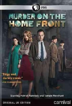 Murder on the Home Front (DVD)