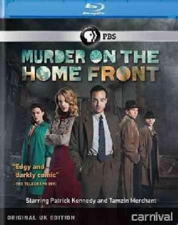 Murder on the Home Front (Blu-ray Disc)