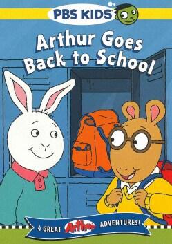 Arthur Goes Back to School (DVD)