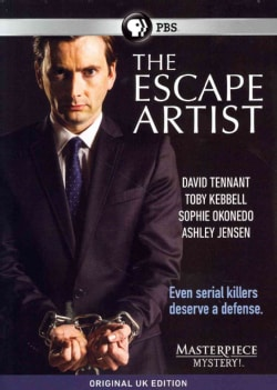 Masterpiece Mystery!: The Escape Artist (DVD)