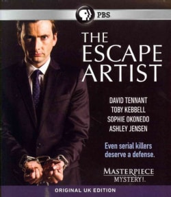 Masterpiece Mystery!: The Escape Artist (Blu-ray Disc)