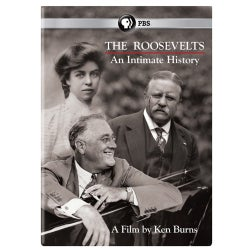 Ken Burns: The Roosevelts: An Intimate History (DVD)