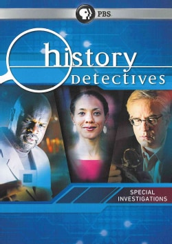 History Detectives: Special Investigations (DVD)