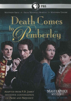 Masterpiece Classic: Death Comes to Pemberley (DVD)