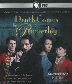 Masterpiece Classic: Death Comes to Pemberley (Blu-ray Disc)