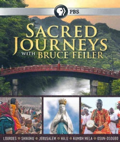 Sacred Journeys with Bruce Feiler (Blu-ray Disc)