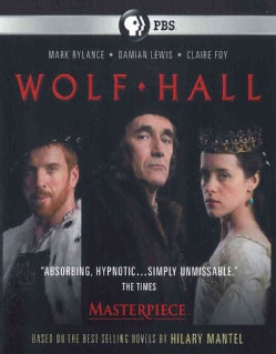 Masterpiece: Wolf Hall (Blu-ray Disc)
