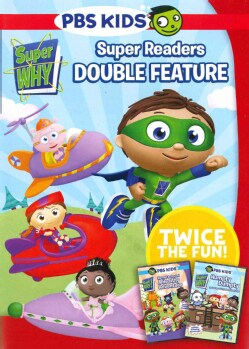 Super Why!: Super Readers Double Feature (DVD)
