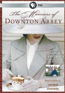 Masterpiece: The Manners of Downton Abbey (DVD)