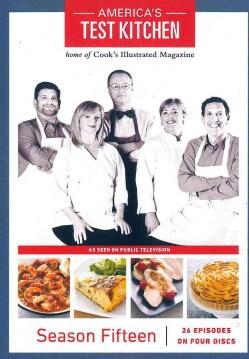 America's Test Kitchen: Season 15 (DVD)