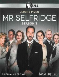 Mr. Selfridge: Season 3 (U.K. Edition) (Blu-ray Disc)