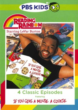 Reading Rainbow: If You Give a Mouse a Cookie (DVD)