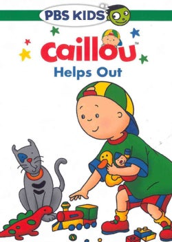 Caillou: Caillou Helps Out (DVD)