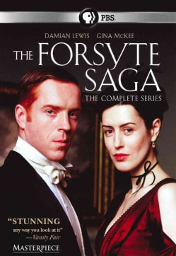 Masterpiece: Forsyte Saga: The Complete Series (DVD)