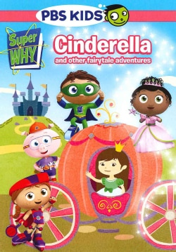 Super Why!: Cinderella and Other Fairytale Adventures (DVD)