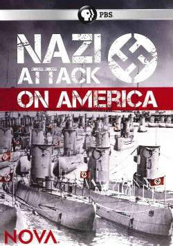 Nova: Nazi Attack on America (DVD)