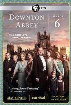 Downton Abbey: Season 6 (UK Edition) (DVD)