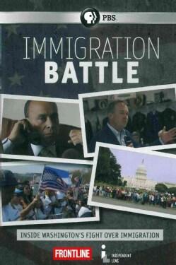 Frontline: Immigration Battle (DVD)