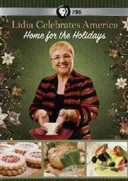 Lidia Celebrates America: Home for the Holidays (DVD)